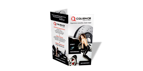 C Quence Brake Parts