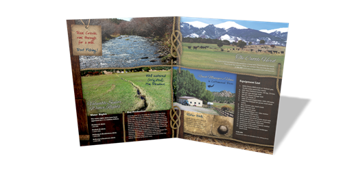 Brochure Examples - Brochure templates, flyer templates, tri